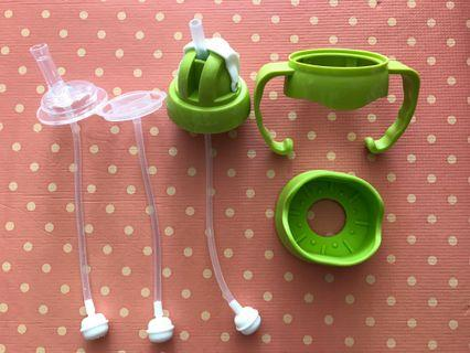 Handle & Straw for PIGEON Bottle