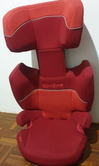 Cybex car seat by Mamas and Papas