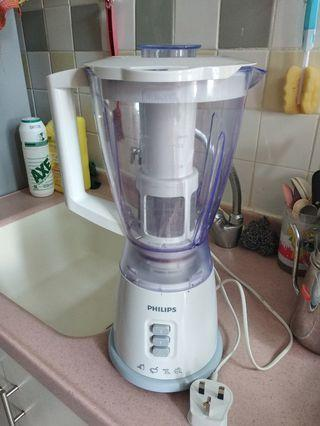 Philips  攪拌机 (1.75公升) HR2024   Philips Blender (1.75 Litre) HR2024