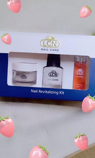 LCN Nail treatment kit