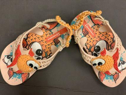 Ipanema Sandals| Size US 5/ 12cm |Color Peach