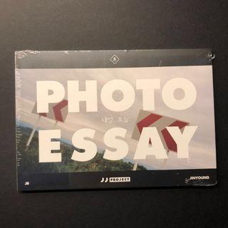 [ WTS ] JJ PROJECT - Today, Tomorrow Photo Essay (Pre-Order Benefit)