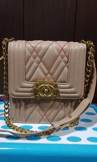 🚚 Brown bag (preloved)