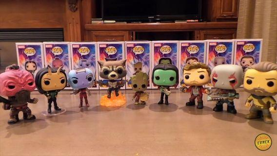 Guardians of the galaxy vol2 funko