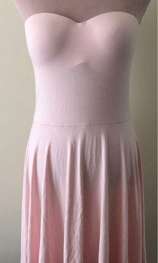 Victoria's Secret Strapless Dress 36C NEW