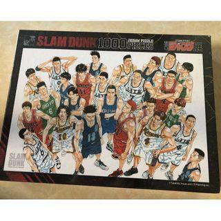 《Jump 50週年期間限定》男兒當入樽 Slam Dunk Puzzle