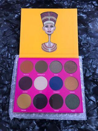 Nubian II Eye shadow Palette. - Juvia's Place