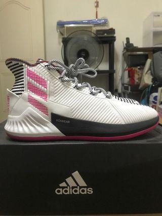 Adidas D Rose 9 二手正品