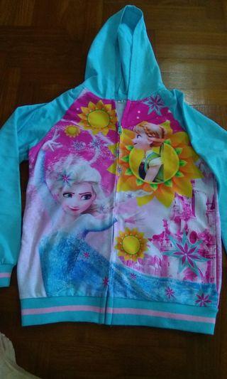 Frozen jacket