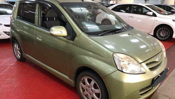 Perodua Viva 1.0Manual 2009 🇸🇬