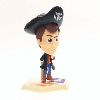 Disney Toy Story 2013 Halloween Trick or Toys 一番賞 H賞 反斗奇兵 胡迪 Woody Figure