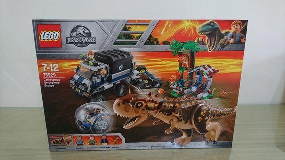 Lego 75929 侏羅紀世界 恐龍