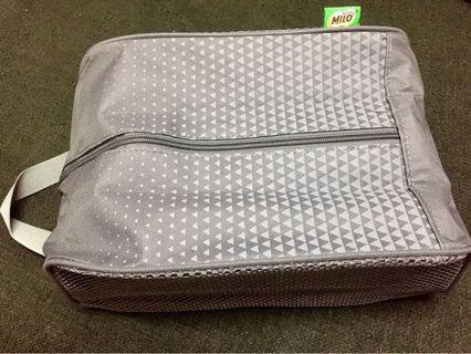 Milo Shoe Bag (Grey)