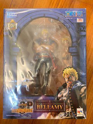 全新行版 POP Bellamy 比拿美 Sailing Again One Piece 海賊王 Megahouse