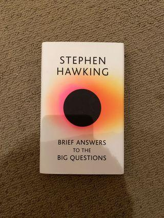 Stephen Hawking - Brief Answers to Big Questions