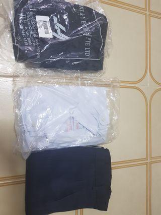 Rsaf Pants and Shirt