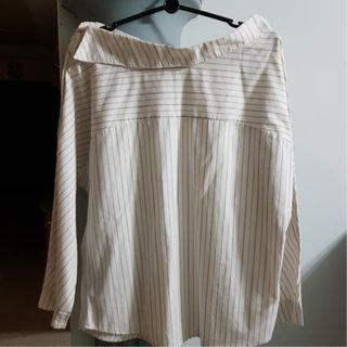 Sexy Off-shoulders Blouse