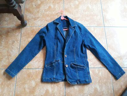 Jaket Jeans/Denim Import
