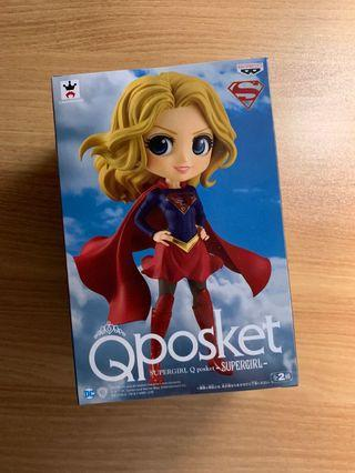 Qposket Supergirl Figure 景品