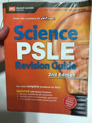 Science PSLE Revision Guide (2nd Edition)