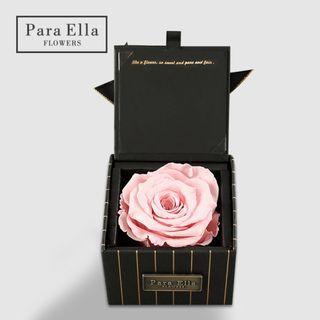 平售 Para Ella 厄瓜多爾入口 ❀小方盒永生玫瑰♡ 粉紅玫瑰