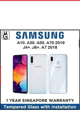 🚚 Samsung A10/30/50/7 1 Years Warranty Samsung Singapore.