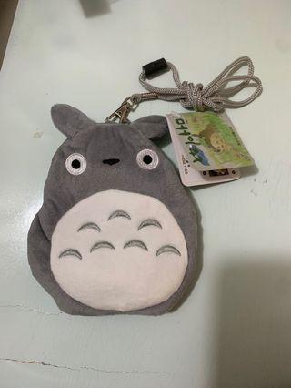 龍貓散紙+卡包