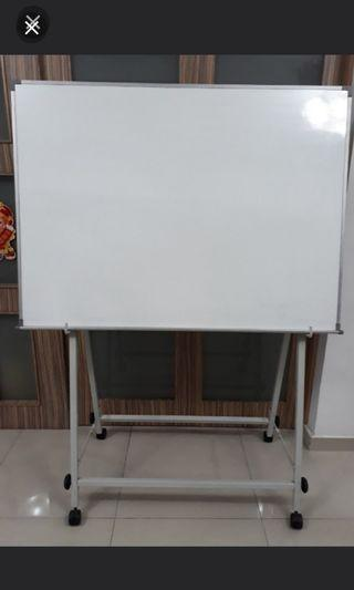Whiteboard with stand (3 x 4 magnetic)