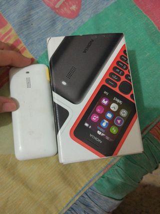 #mauvivo Nokia 130 dual sim second