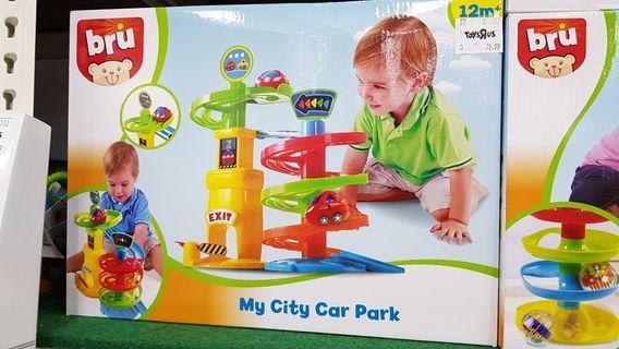 My city Car Park