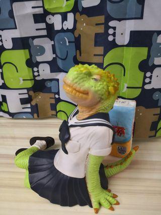 《萩尾望都漫畫》 蜥蜴女孩Figure