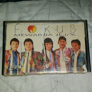 Kaset Fokus 1989