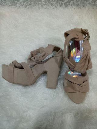 Ankle heels (Lady Sixty-local brand)