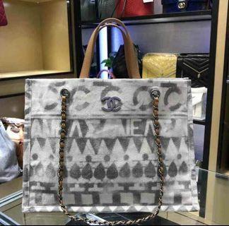 Mirror Chanel Tote