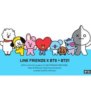 Korea purchasing service BTS, BT21, VT, Cosmetic Skin care 韩国代购