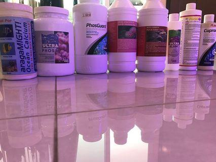 Marine additives