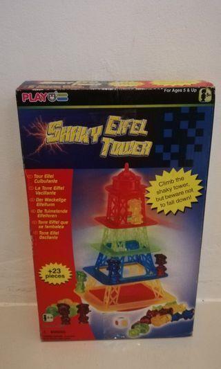 Mainan anak-board game pengganti handphone dan online game.