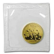2010 China Gold Panda 1/4 Oz Gold