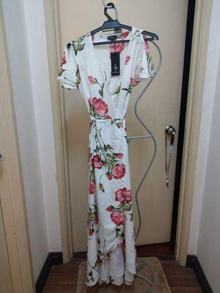 Brand New With Tag - Wrap Dress