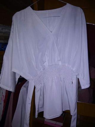 #BAPAU Baju cewek Blouse