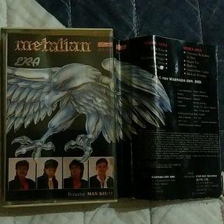 Kaset Metalian 1989
