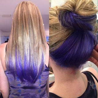Free funky hair colour (Model required)