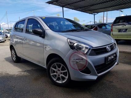 Loan kereta RAYA AXIA 1.0E MANYAL -( BUKAN SAMBUNG LOAN )