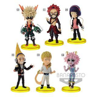 ABP39656, MY HERO ACADEMIA WORLD COLLECTABLE FIGURE vol.3