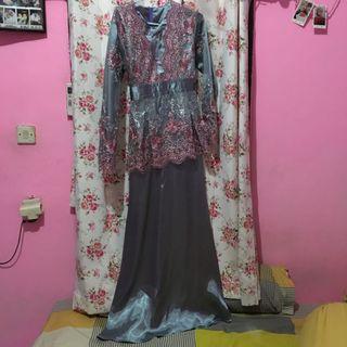 Baju Pesta/Perpisahan Muslim