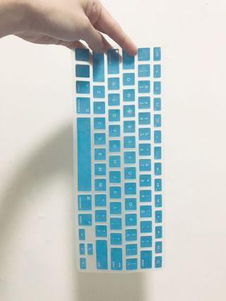 MacBook keyboard case 鍵盤保護套膜