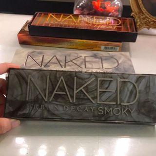 美國購入近全新IG超紅Urban Decay Naked 12色 眼影盤$1600