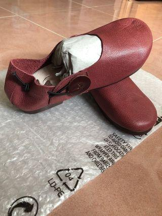 韓國🇰🇷直送真皮鞋