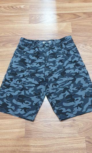 Celana Ponggol Army
