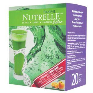 Detox Drink  - Nutrelle Extra RM200 for 2 boxes (Normal Price RM300)